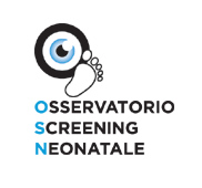 Screening neonatale, logo Osservatorio Screening Neonatale