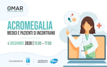 Acromegalia: medici e pazienti si incontrano