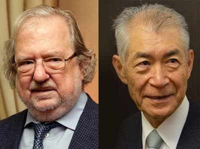 Premio Nobel, James P. Allison e Tasuku Honjo