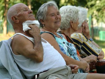 Caldo estivo: i consigli per le persone con Parkinson, soprattutto le più anziane - Immagine esemplificativa